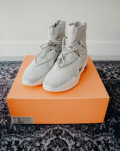 Load image into Gallery viewer, Nike Air Fear Of God 1 Sail Black Sz 12