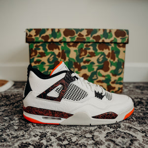 Jordan 4 Retro Flight Nostalgia Sz 11.5