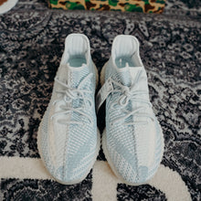 Load image into Gallery viewer, Yeezy 350  V2 Cloud White Sz 11