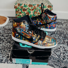 "Load image into Gallery viewer, Nike SB Dunk ""Stained Glass"" Size 11.5"