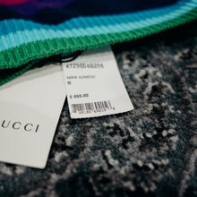 Load image into Gallery viewer, Gucci Rainbow Beanie
