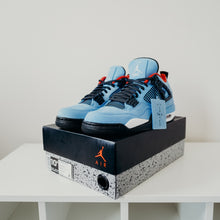 Load image into Gallery viewer, Jordan 4 Retro Travis Scott Cactus Jack Sz 10.5