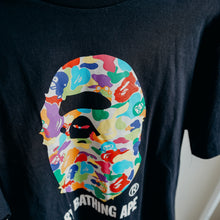 Load image into Gallery viewer, BAPE Tee Sz XL