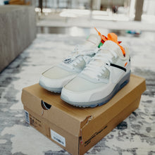 Load image into Gallery viewer, Nike Air Max 90 OFF-WHITE Sz 10.5