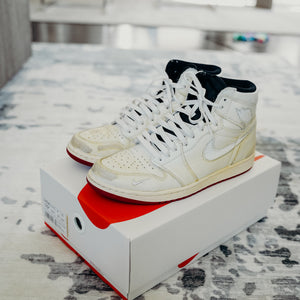 Jordan 1 Retro High Nigel Sylvester Sz 10.5