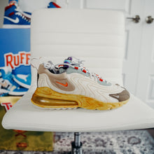 Load image into Gallery viewer, Nike Air Max 270 React ENG Travis Scott Cactus Trails Sz 8.5