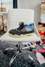 Load image into Gallery viewer, Jordan 4 Retro Union Off Noir Sz 11
