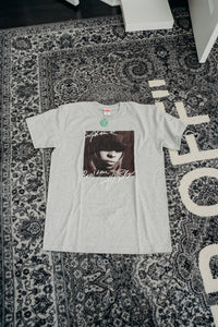 Supreme Mary J. Blige Tee Heather Grey Sz M