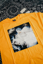 "Load image into Gallery viewer, Revenge Tee ""Heavens"" Sz XL"