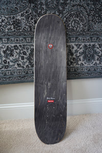 Supreme Supreme is Love Skateboard Teal