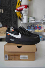 Load image into Gallery viewer, Off White Nike Air Force 1 Sz 11