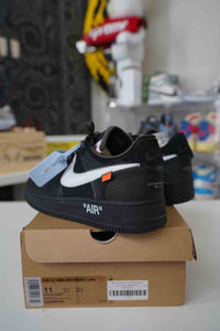 Off White Nike Air Force 1 Sz 11