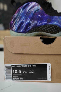Nike Air Foamposite One NRG Galaxy Sz 10.5