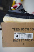 Load image into Gallery viewer, Yeezy 350 V2 Carbon Sz 11