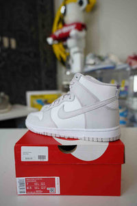Nike Dunk Hi Retro Vast Grey Sz 7