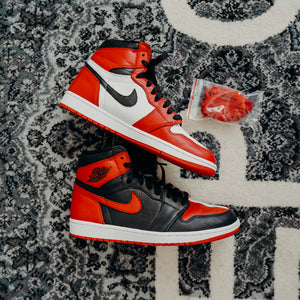 Jordan 1 Homage To Home Sz 10 NUMBERED (NO BOX)