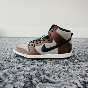 Nike SB Dunk High Baroque Brown (Size 11)