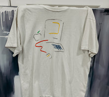 Load image into Gallery viewer, Vintage Apple Tshirt Sz L