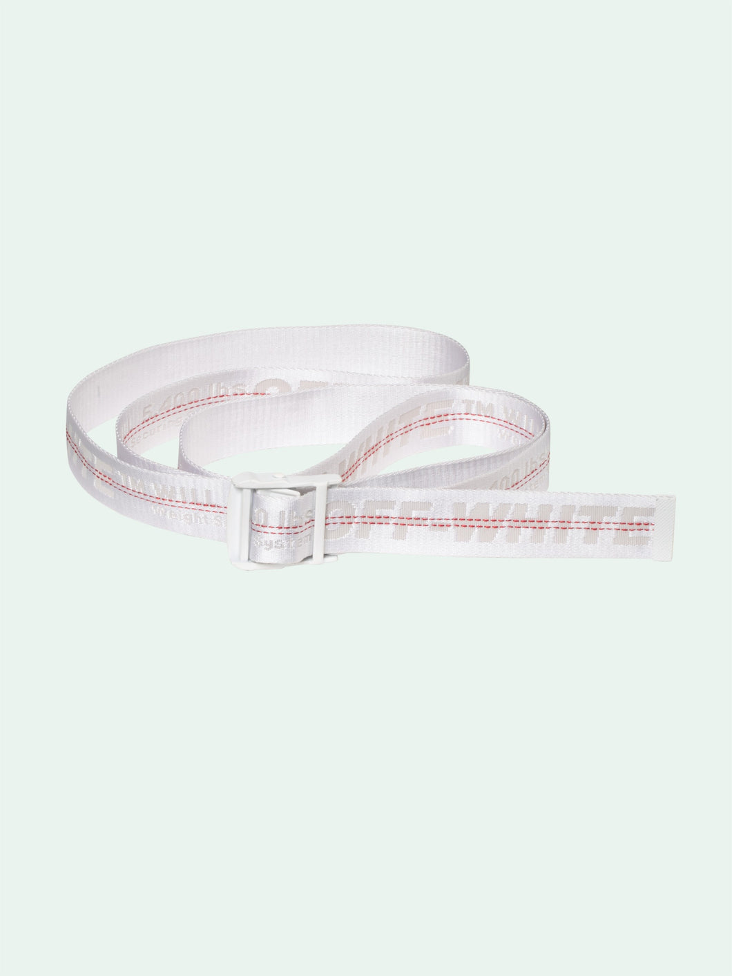 Off-White Belt White