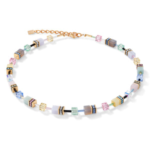 Coeur De Lion Collier 45cm Multicolor Romance - 4905/10-1566