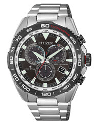 Citizen - Eco Drive Funkuhr CB5036-87X