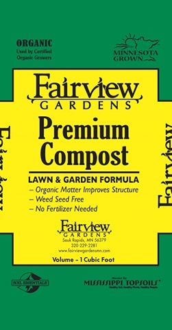 Fairview Gardens Compost 1 cu ft