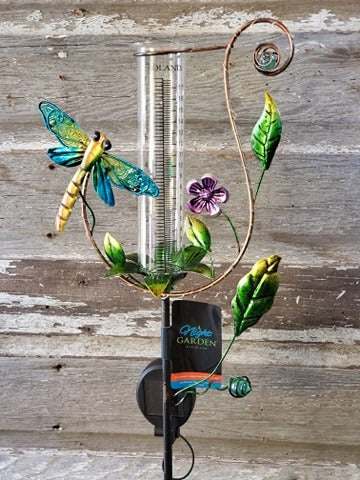 Stake Solar Twinkling Lights Butterfly/Dragonfly/Bee