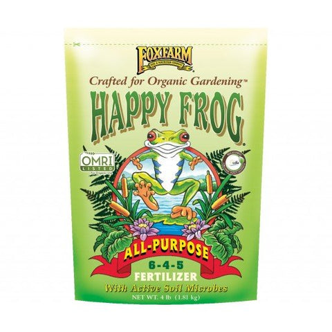 Happy Frog All Purpose 4#