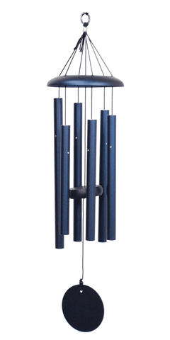 "Corinthian Bells 27"" Midnight Blue"