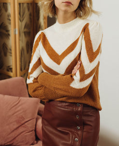 Livie Jumper (Caramel)