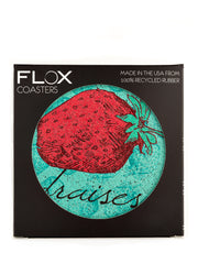 Flox French Fruits Coasters