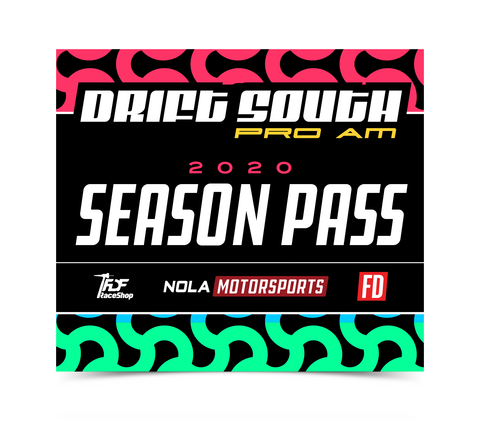 Drift South ProAM Season 1 Pass