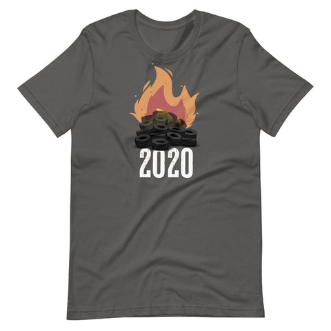 Tire Fire 2020 T-Shirt