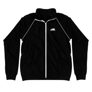 Superbike Piped Fleece Jacket