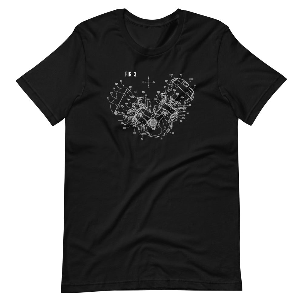4 Stroke Engine Tee Shirt