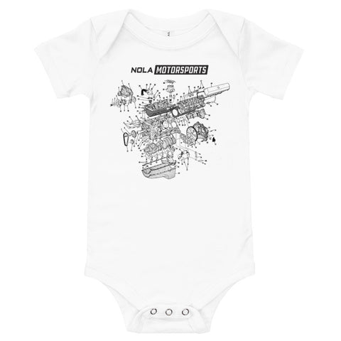 """Put it Together"" Onesie"