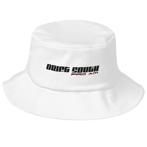 Drift South Old School Bucket Hat