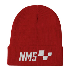 NMS Embroidered Beanie