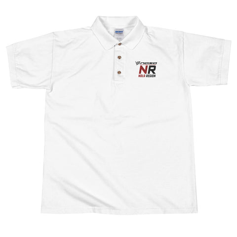 NASA Embroidered Polo Shirt