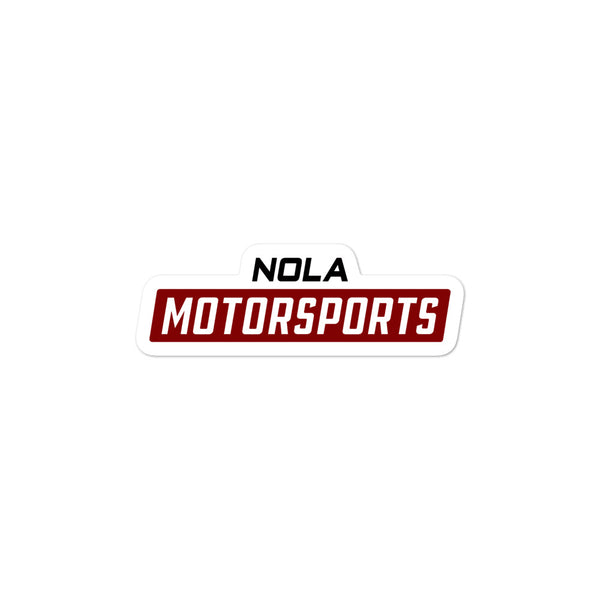 Nola Motorsport Sticker