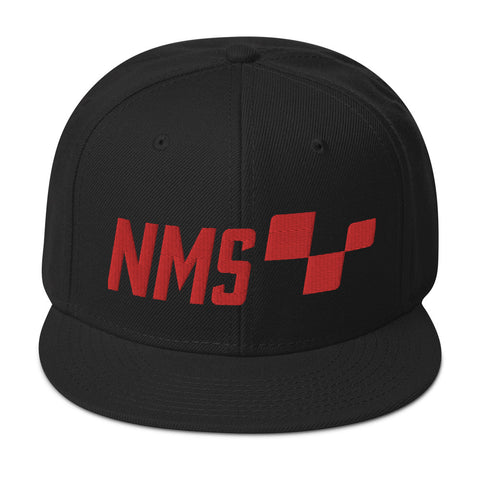 NMS Snapback Hat