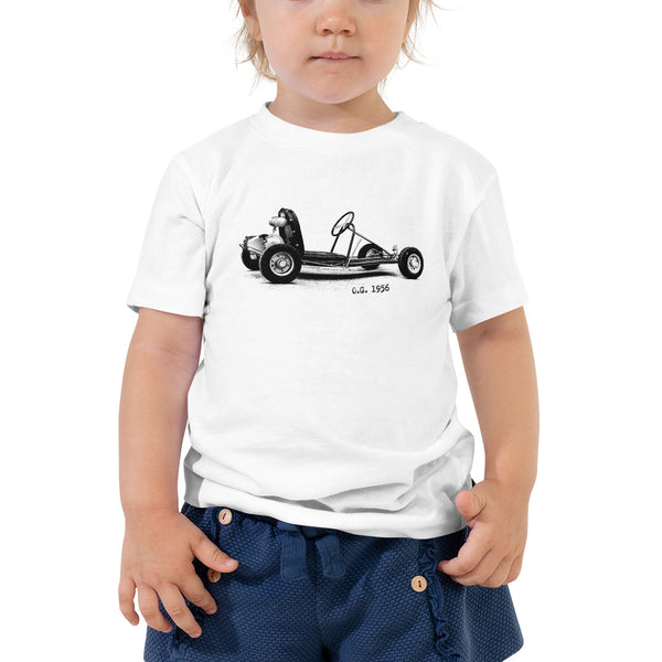 OG Go Kart Toddler Tee
