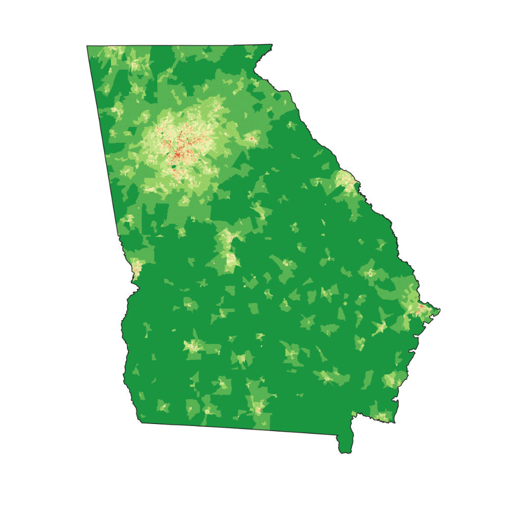Georgia - State Analyzer
