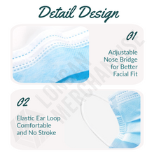 Load image into Gallery viewer, [Cenfly Medical] Disposable Medical Mask Adult & Children