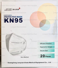 Load image into Gallery viewer, [Junyuan] 5 Layers KN95 Face Masks
