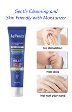Load image into Gallery viewer, [LyFamily] 60mL / 2.02 oz Travel Size Hand Sanitizing Gel