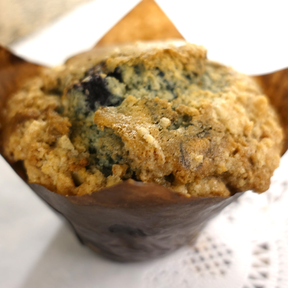 Maine Blueberry Streusel Muffins 3-Pack