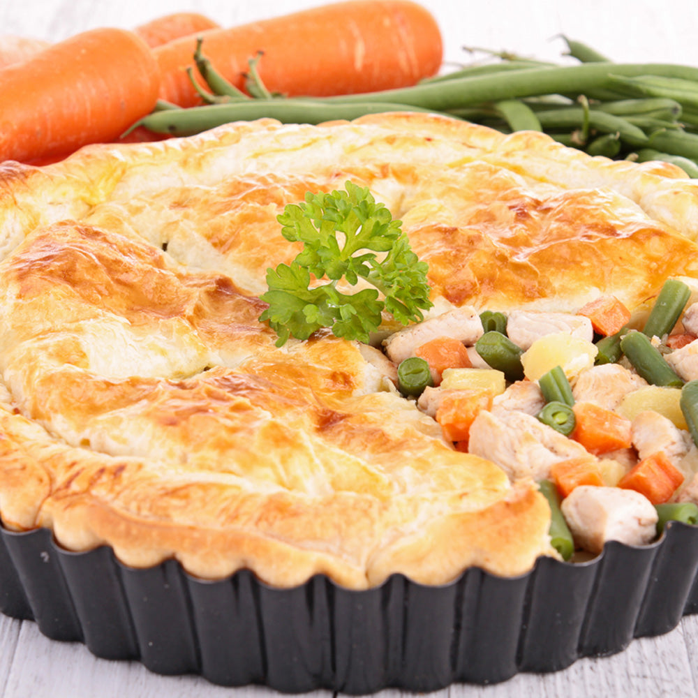 All Natural Chicken Pot Pie - Family Size 32 Oz