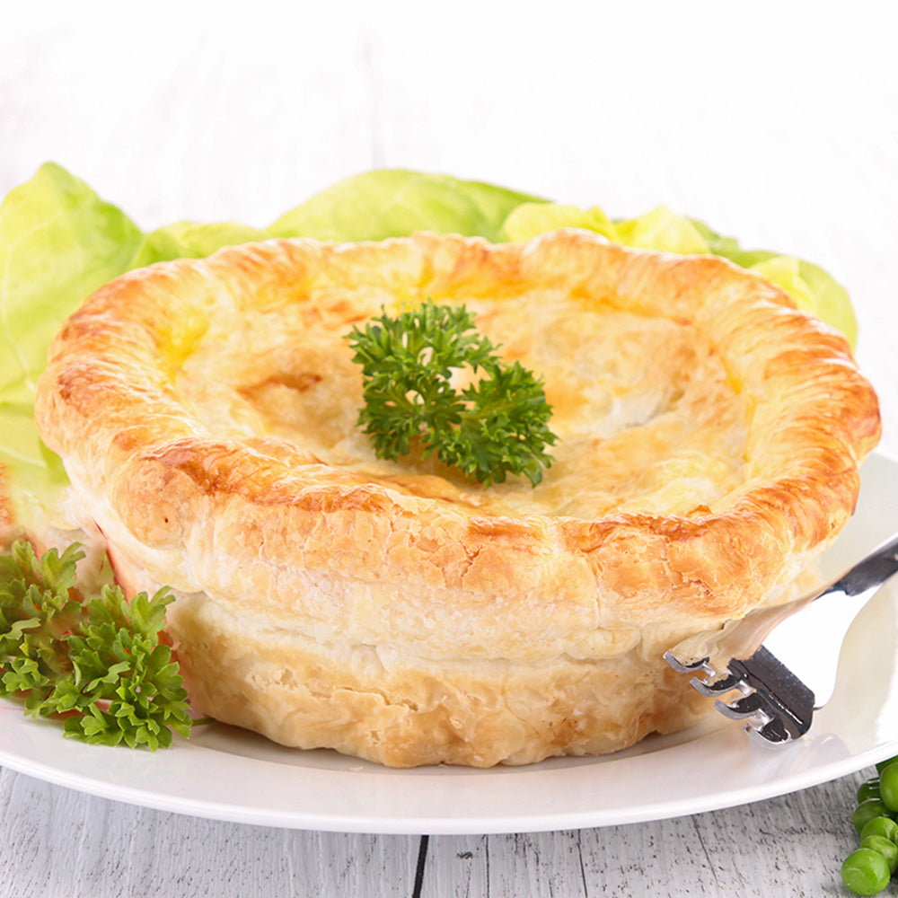 All Natural Chicken Pot Pie - Individual Size 12 Oz