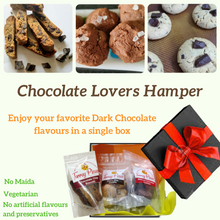 Load image into Gallery viewer, Chocolate Lovers Gift Hamper